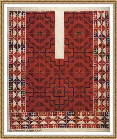 Palestinian Cross Stitch Patterns – Majida Awashreh – Picasa Уеб Албуми