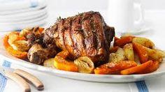 Who doesn't love a roast?  really who? #roast #food