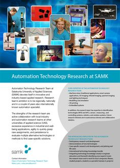 Automation Technology -poster (2016)