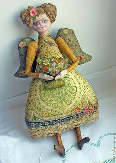 Olga Mart  будуарная кукла- beautiful dolls, great hair, faces, wonderful clothes! great!