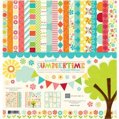 Sweet Summertime - Collection Kit