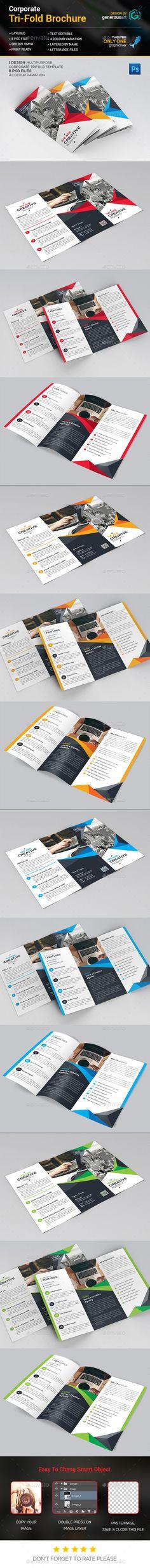 Bifold Interior Design Studio Brochure-V269 Studios, Print - studio brochure