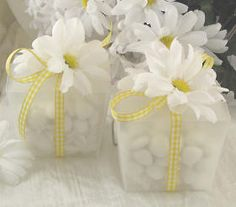 Daisy Favors.... Want To Make These For A Party....