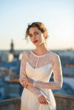 ... Robe Louise Photo : Ce Jour-Là Weddingdress Robe de mariée Paris