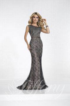 06c6e820698e Style 16306 from Tiffany Designs is a form fitting