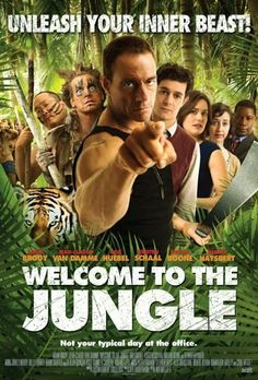 NEW TRAILER! Welcome To The Jungle Official Trailer #1 (2014) - Jean-Claude Van Damme Movie HD | Jerry's Hollywoodland Amusement And Trailer...