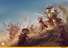 Warhammer 40000,warhammer40000, warhammer40k, warhammer 40k, ваха, сорокотысячник,фэндомы,White Scars,Space Marine,Adeptus Astartes,Imperium,Империум,Tyranids,Тираниды,Hive Tyrant,David Alvarez,Gaunts