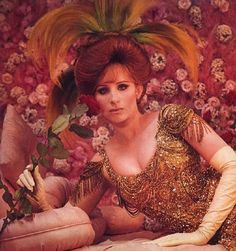 "Barbra Streisand from ""Hello Dolly"""