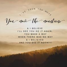 I believe you will u
