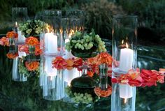 centerpiece for vineyard or wine theme event