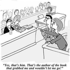 Literary funny cartoons from CartoonStock directory - the world's largest on-line collection of cartoons and comics. I Love Books, Good Books, My Books, Library Humor, Library Books, Library Quotes, Jace Wayland Quotes, Writer Humor, Humor Grafico