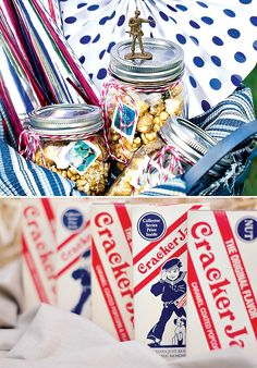 Classic Cracker Jack Theme Party - Hostess with the Mostess®