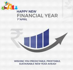 Wishing you all a Happy New Financial Year ! Regards, Team AWALS CREATIONS