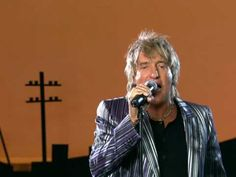 ▶ Rod Stewart - Have You Ever Seen The Rain - YouTube