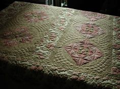 Beautiful!! Quilted by Janet Murdock.