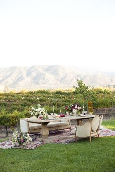 Outdoor entertaining at its finest