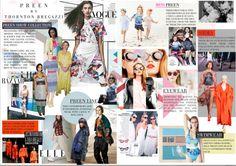 Fall Winter Featured Designer : Preen by Thornton Bregazzi