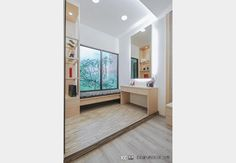 惠來上景_現代風設計個案—100裝潢網 Home Decor, Decor, Furniture, Oversized Mirror