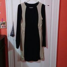 Dress Long sleeves  black evening dress Dresses Midi