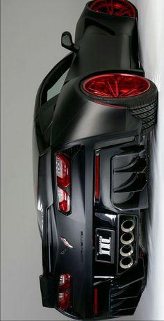 (°!°) 2015 Ivan Tampi Customs XIK Widebody C7 Corvette Stingray