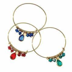 Precious Charms Birthstone Bracelet @wendys_avon #Jewelry #bracelet
