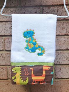Designer Fabric Baby Burp Cloth, Michael Miller Designer Fabric Burp Cloth, Baby Boy Burp Cloth, Baby Girl Burp Cloth, Baby Gift Set.