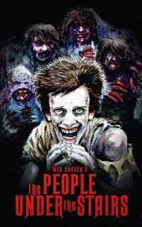 The People Under the Stairs Arrow release, best special features ever yes!!!!