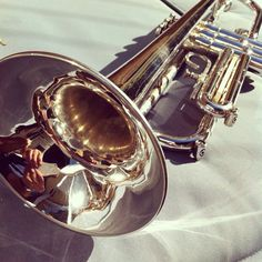 Trumpets play better when they are clean. True story.