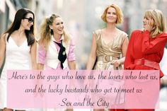 Quotes from Sex and the City
