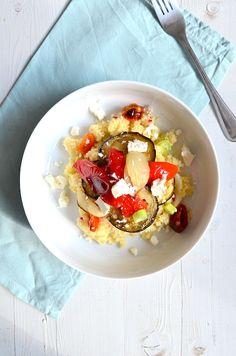 Makkelijke Maaltijd: Couscous with roasted veggies #healthy