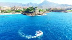 Journey around Tenerife Islands? Electric Boat, Open Water, Time Out, Tenerife, Be Perfect, Islands, Solar, Journey, River