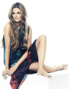 Love this picture of Stana!
