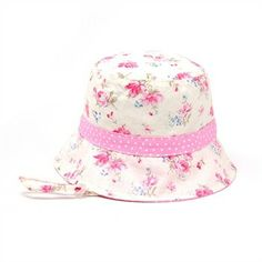 Babies Sun Hats By Millymook  amp  Dozer £11.99 Floral Bucket Hat 4d83b60e8fc