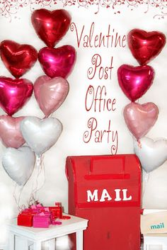 25 Best Valentine S Day Decorating Ideas Images On Pinterest