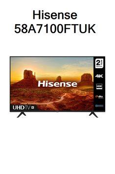Hisense 58A7100FTUK Led Tvs