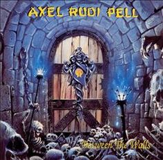 Between the Walls, Axel Rudi Pell***: Here's another one that I thoroughly enjoyed while driving through Jacksonville traffic. This one was a lot cleaner than the Machine Head album, but it still allowed me to disperse some aggression as I navigated my way from lane to lane. And the guitar playing on this is powerful and majestic which gives it that much more of an oomph. A fun listen all the way around. 10/9/14