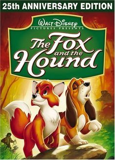 The Fox and the Hound (1981).                       I loved this movie so much when I was a kid :) My Dad took me to see it :)