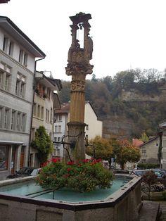 Fribourg 06 Statue Of Liberty, Travel, Switzerland, Statue Of Liberty Facts, Viajes, Statue Of Libery, Destinations, Traveling, Trips