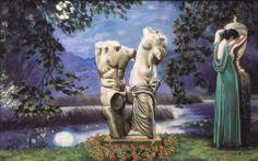 Clovis Trouille - L'Heure Sentimentale