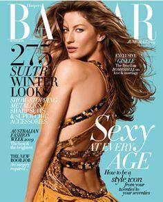 Harper's Bazaar Austrália - Junho 2009