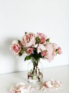 Simple floral piece