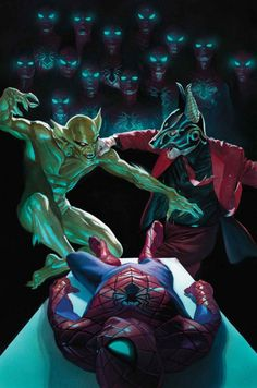 The Amazing Spider-Man #24 - Alex Ross