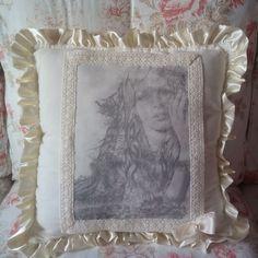 Cuscino, trasferimento immagine