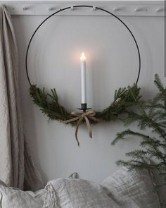 Decoration for the wedding in winter - Furniture - Decoration for the wedding in winter – the - Winter Christmas, Christmas Time, Christmas Wreaths, Christmas Crafts, Funny Christmas, Christmas Ideas, Fall Winter, Navidad Simple, Navidad Diy