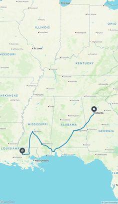 Minnesota Mountain Ranges Louisiana Map Geography of Louisiana