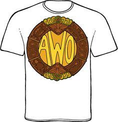 Babalawo T-Shirt - more on the website orishaimage.com