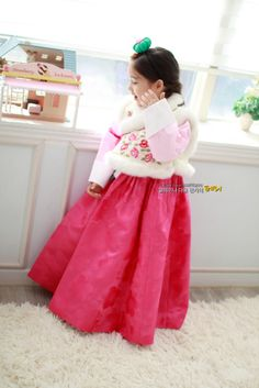 어린이 한복 kids hanbok, Korean traditional clothes