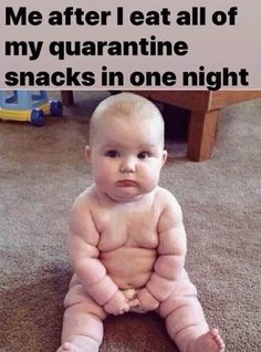 Sick and Tired Of The Panic? Here Are Some Hilarious Corona Virus Memes To Try And Brighten Your Day! Stupid Funny Memes, Funny Relatable Memes, Haha Funny, Hilarious, Lol, Funny Baby Jokes, Funny Diet, Funny Stuff, Just For Laughs