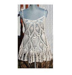 Crochet vestido de capa o traje de baño cubre para arriba hecho por encargo en cualquier tamaño y color