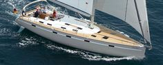 Bavaria 55 Cruiser Saling the Web